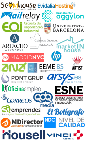 Empresas que confían en Pymes Madrid