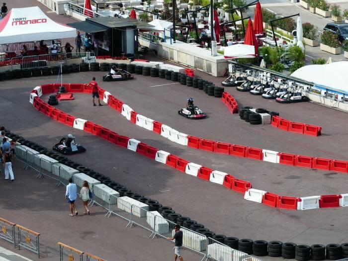 Circuitos de kart de la Comunidad de Madrid