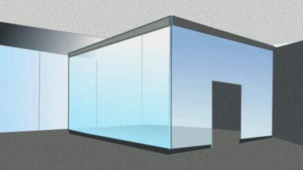 Mamparas de oficina para separar espacios de trabajo