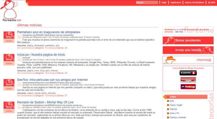 Floreame.net