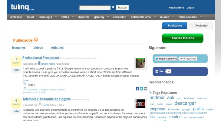 Tulinkq.com